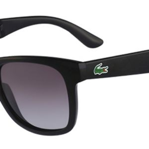 Lacoste Men's Soft Square Foldable Sunglasses NEW
